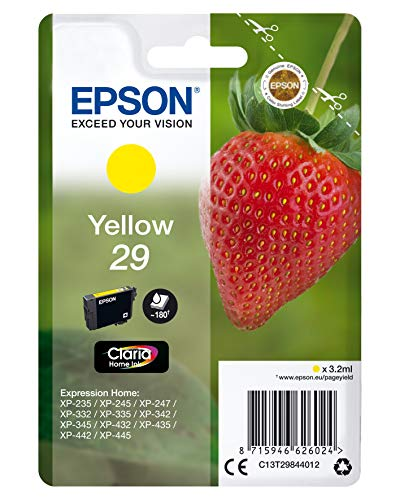 Epson 29 Yellow - cartouche d'encre comptabile serie Expression Home XP