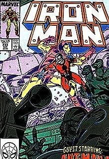 Invincible Iron Man (1968 series) #233