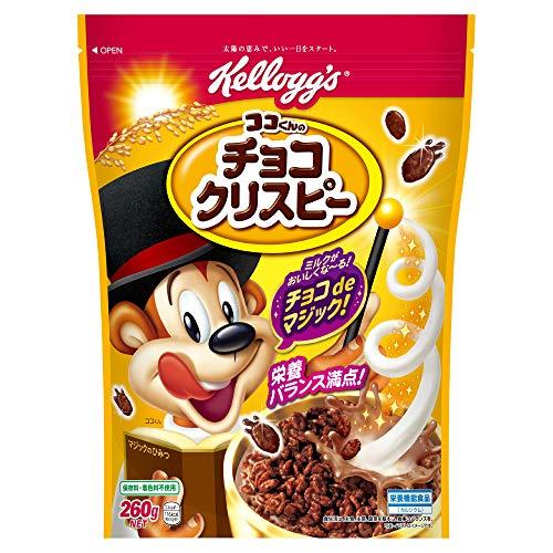 スマートマットライト ケロッグ ココくんのチョコクリスピー 袋 260g×6袋