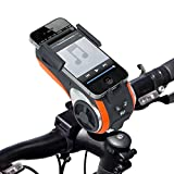 Sondpex Waterproof Bicycle/Bike Bluetooth Speaker & LED Lighting Kit ZTB-F01