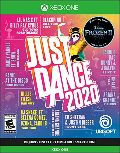 Our #4 Pick is the Just Dance 2020 Xbox One Game