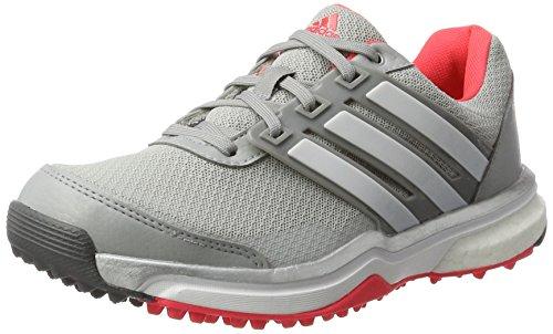 adidas Damen Adipower Sport Boost 2 Sneaker, Gris Rojo, 37 1/3 EU