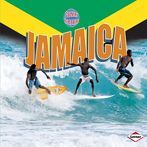 Jamaica audiobook cover art