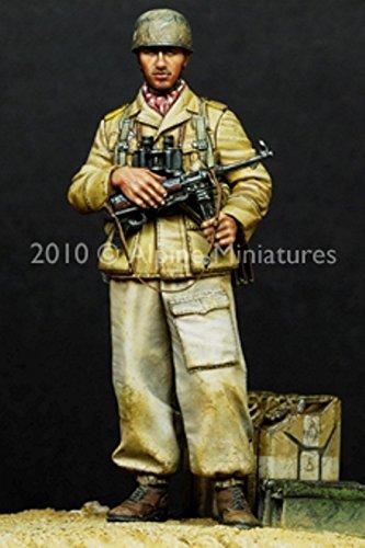 Alpine Miniatures 1:35 WWII German Fallschirmjager DAK - Resin Figure #35103
