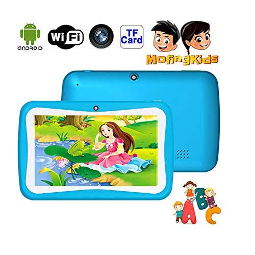 """Tablet für Kinder, 7\"""" -Display Quad Core Kinder Tablet, Android 4.4 Edition mit 1G + 8G, Kinder Software Iwawa Vorinstallierte, HD Kids Edition mit Kid-Modus Pre,A"""