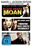 Samuel L. Jackson : Shaft - Black Snake Moan - Twisted - 3DVD Box