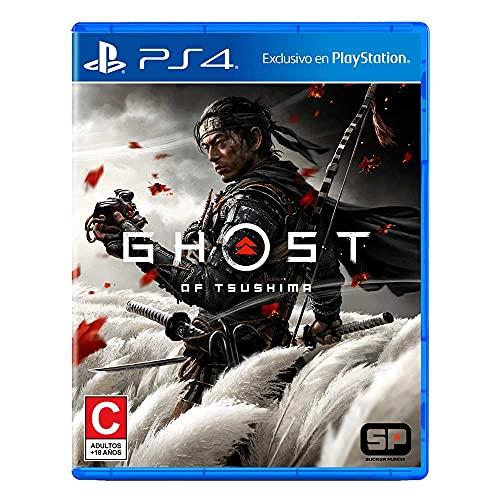 Ghost of Tsushima (LATAM) PS4