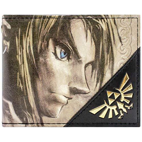 Legend of Zelda Twilight-Link- Gold Portemonnaie Geldbörse