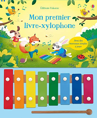 Mon premier livre-xylophone