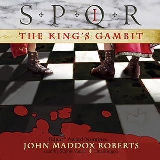 SPQR I audiobook cover art