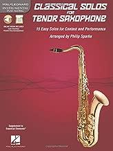 classical tenor sax solos