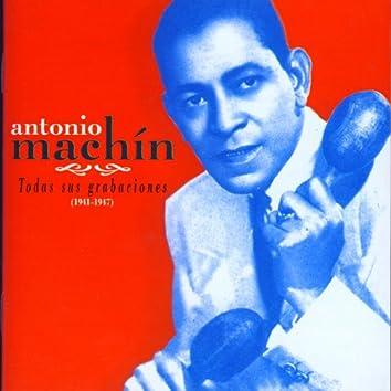 Antonio Machín. Todas Sus Grabaciones Vol.1 Y 2 (1941-1947)