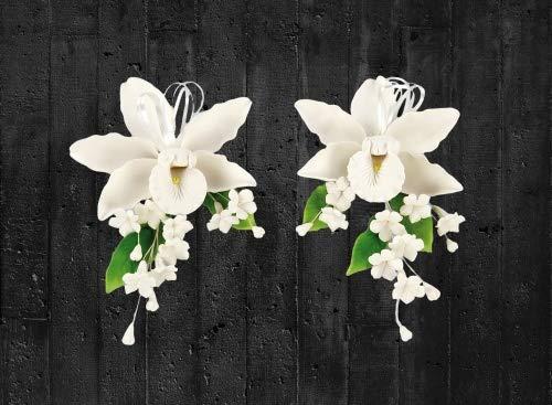 Zuckerblumenbouquet Orchideen