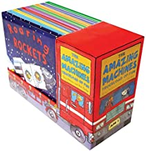 The Amazing Machines Truckload of Fun (10 Volume Set)