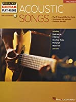 Acoustic Songs (Deluxe Guitar Play-along)