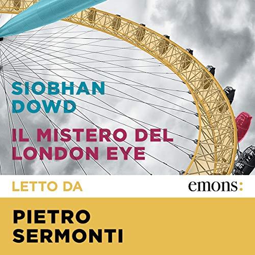 Il mistero del London Eye copertina