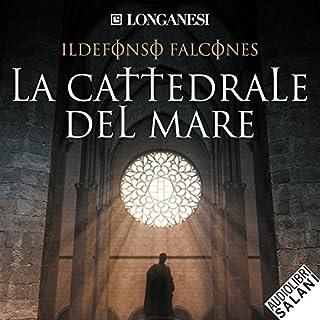 La cattedrale del mare copertina
