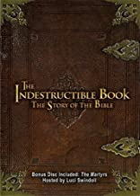 The Indestructible Book - The Story of the Bible 3 Disc Set (Includes Bonus Disc: The Martyrs)
