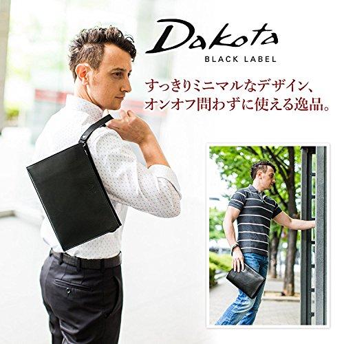 [ダコタブラックレーベル]Dakotablacklabelクラッチバッグ0637633アクソリオシリーズキャメルDA-637633-45