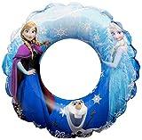 COOLMP - 1x - Bouée Gonflable Ø 48cm Disney Reine des Neiges Bleue