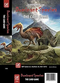 Dominant Species: Card Game by GMT Games