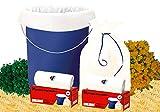 Shalimar Premium Garbage Bags (Medium) Size 48 cm x 56 cm 6 Rolls