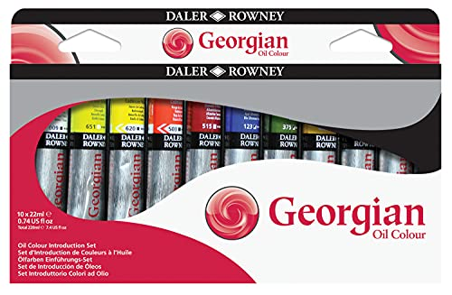 Georgian Oil Introduction Set 10X22Ml Tubes