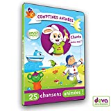 DVD Comptines Animation vidéo