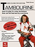 Video course for everyone Tambourine. Volume 1 (English Edition)