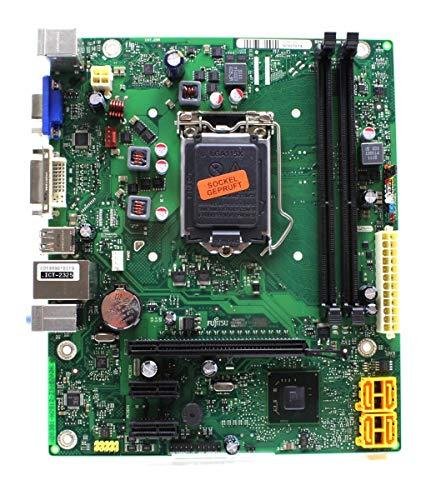 Fujitsu D2990-A11 GS2 Intel H61 Mainboard Micro ATX Sockel 1155