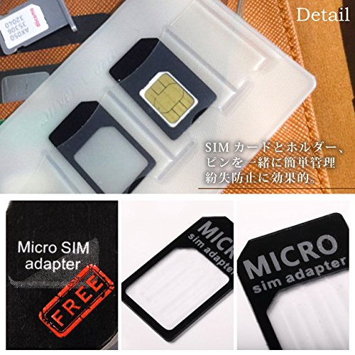 SilverCoral『SIMカードケース』
