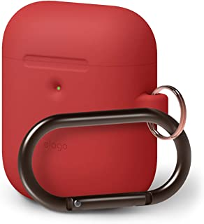 Elago 2nd Generation Airpods Hang Case - Red