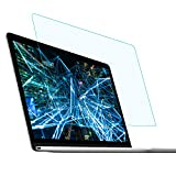 FORITO Anti Blue Light Anti Glare Screen Protector Compatible with MacBook Air 13 A1932 A2179 with Retina Display and Touch ID, 2-Pack Eye Protection Blue Light Blocking Compatible with 2020 2019 2018 MacBook Air 13 Inch