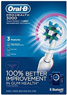 Oral-B Pro-Health 3000 Rechargeable Electric Toothbrush
