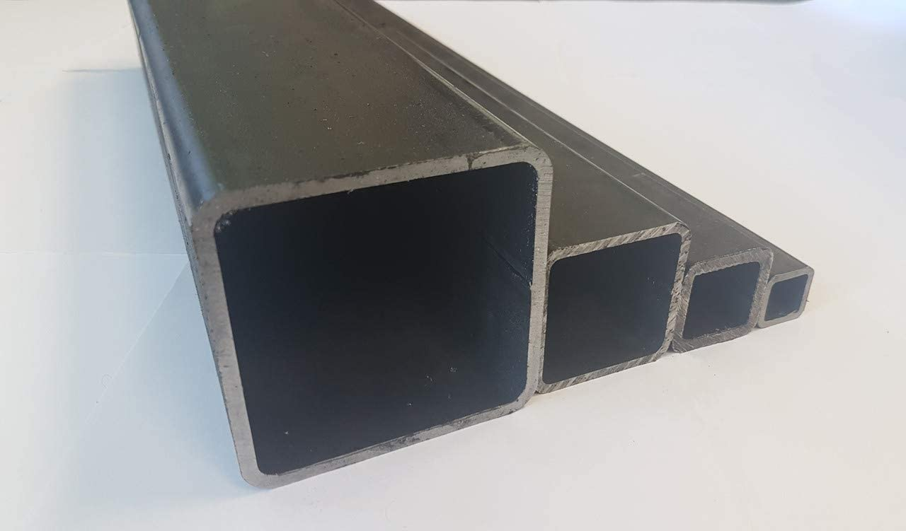 500-2000mm 1500mm Stahlrohr Quadratrohr Vierkantrohr 40x40x3 mm E235 EN 10305-5