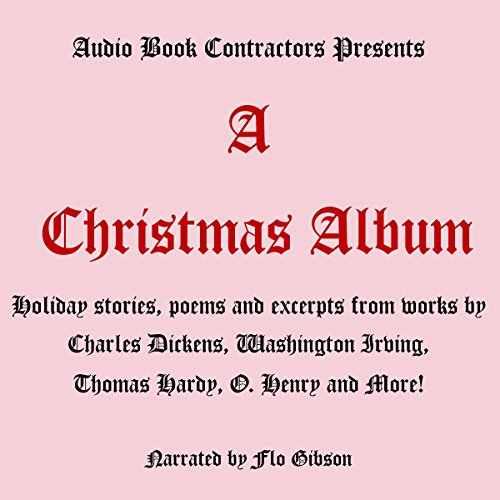 A Christmas Album audiobook cover art