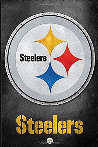 Pittsburgh Steelers School Timetable Lined Notebook Journal, 100 Pages (6 x 9 Inches) Blank Ruled Writing Journal With Inspirational Quotes, Perfect ... Ideas .: Best Gift Pittsburgh Steelers Fan