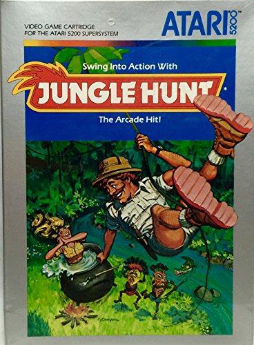 Jungle Hunt [video game]