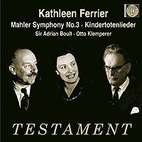 Symphony No. 3 Kindertotenlieder (2008-08-12)