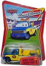 Disney Pixar Cars 1:55 scale (3 inch) RACE TOW TRUCK TOM #56 World of Cars RACE-O-RAMA series die cast metal vehicle by Disney