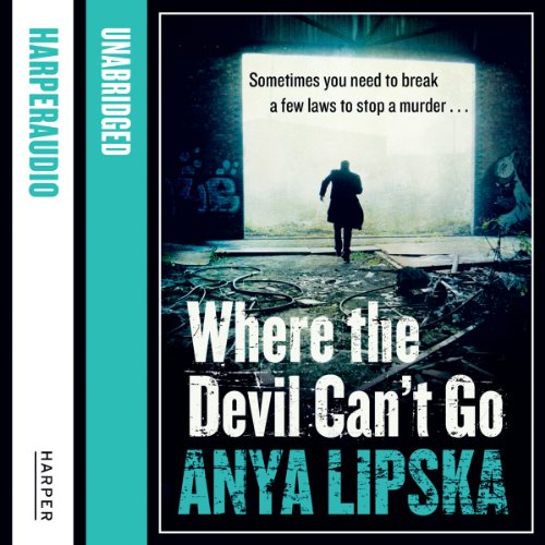 Where the Devil Can't Go audiobook cover art