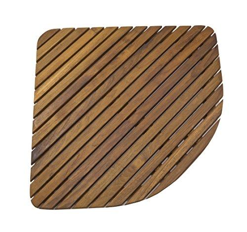 teak shower mat for outdoor