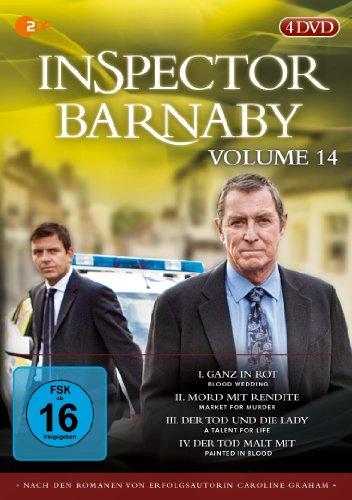 Inspector Barnaby, Vol.14 (4 DVDs)