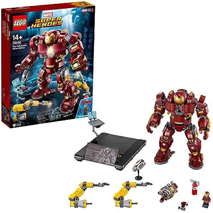 LEGO Super Heroes  Infinity War The Hulkbuster 76105