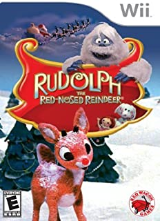 Rudolph the Red-Nosed Reindeer - Nintendo Wii by Solutions 2 Go