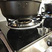 Orbegozo 17540 Hornillo a Gas, Cuerpo INOX y Superficie de Cristal Templado Negro (7mm) FO 3520