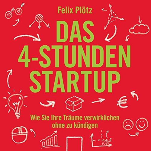 Couverture de Das 4-Stunden-Startup