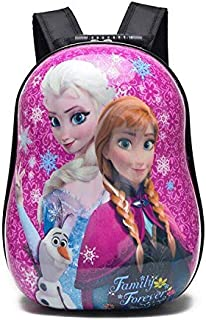 Frozen Princess Elsa and Anna Barbie Lovely Cute School Bag for 3-8 Ages Kids Children Girls Backpack Trolley Bags