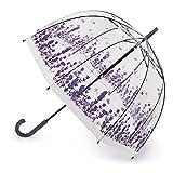 Birdcage - Paraguas con Estampado de Campo de Flores