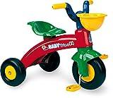 INJUSA - Triciclo Baby Trico Multicolor Recomendado a Niños +12 Meses con Cesta Delantera